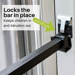 Ideal, Security, Patio, Door, Security, Bar, U0026, Reviews