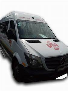 Repossessed Mercedes Benz Sprinter 519 Cdi On Auction