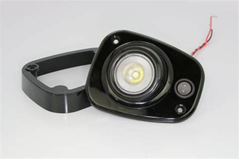 overhead dome light eyeball led fixture for rv boat car