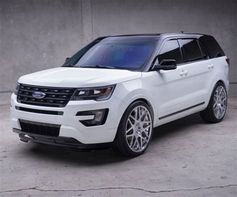 Ford Explorer Redesign 2018 ford explorer release date redesign