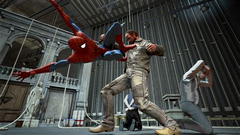 Review The Amazing Spider Man 2 The Video Game