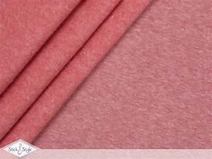 Sweat Stoff Meterware : sweat stoff uni rot meliert kuschelweich stoffe und meterware g nstig online ~ Watch28wear.com Haus und Dekorationen