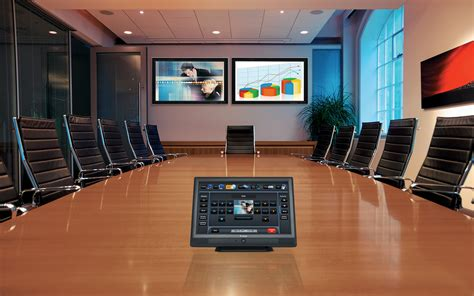 Simple Conference Room | Extron