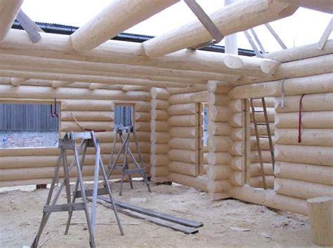 Case in legno Bernard Blockhaus case in tronchi ecologiche
