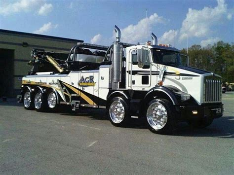 big kenworth trucks kenworth agr trucks pinterest tow truck shops and