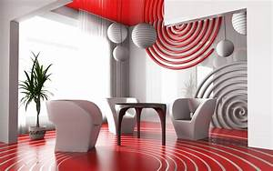 28 red and white living rooms for Red living room decor