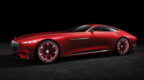 Vision Mercedes Maybach 6 3 Wallpaper