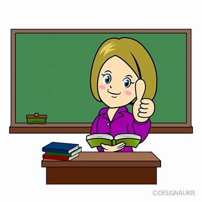 Teacher Clipart Classroom Smile Class Mrs Mayfield