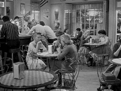 1950s Malt 50s Shops Gifs Diner Cream