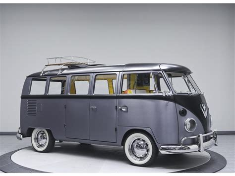 The New Vw Bus Camper Bringing A Glam Of The Past