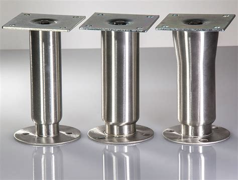 stainless steel legs for kitchen cabinets stainless steel heavy duty bolt cabinet legs closet 9414