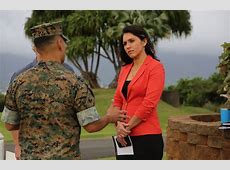 """Democratic Presidential Primary Tulsi Gabbard Is """"In"""
