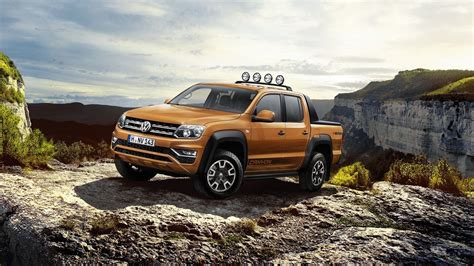 volkswagen amarok canyon  return   power