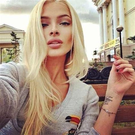 alena shishkova june      tagged alena shishkova model blonde notes