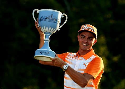 rickie fowler  intends  crash reigning triumvirate  spieth golf digest