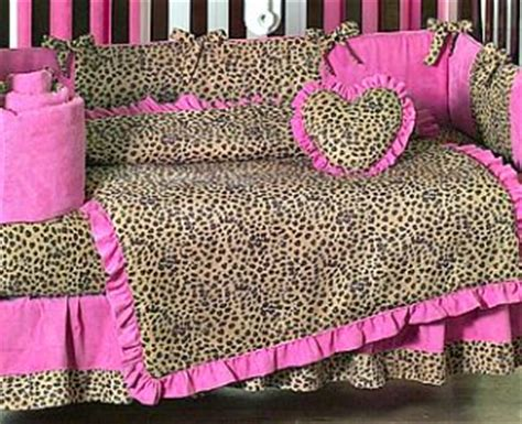 9 best images about cheetah print crib bedding on