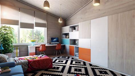 crisp and colorful room designs fox home design