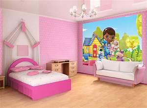 poster geant docteur la peluche papier peint l a xxxl With tapis chambre bébé avec poster geant fleur