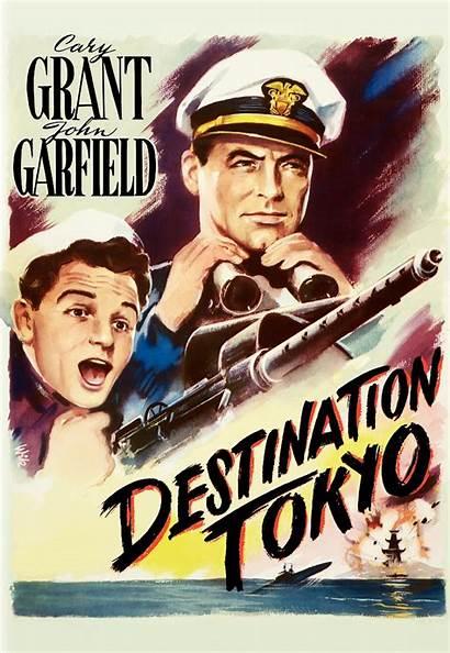 Destination Tokyo 1943 Cary Grant