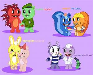HTF Couples by SilverAshes109 on DeviantArt