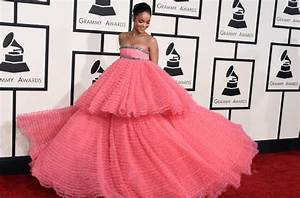 Rihanna at the Grammys - Fortune Inspired