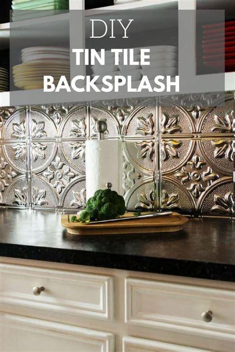 Diy Kitchen Backsplash Tile Ideas by 25 Best Diy Kitchen Backsplash Ideas And Designs For 2017