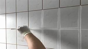 Fugen Färben Erfahrungen : fliesen fugen umf rben so wird das badezimmer sch n ~ Watch28wear.com Haus und Dekorationen