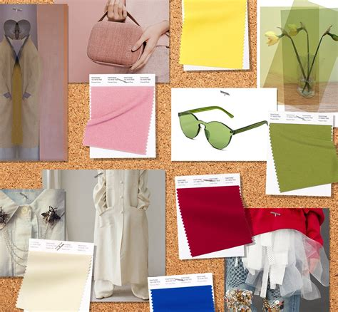Articles  Fashion Color Trend Report London Springsummer