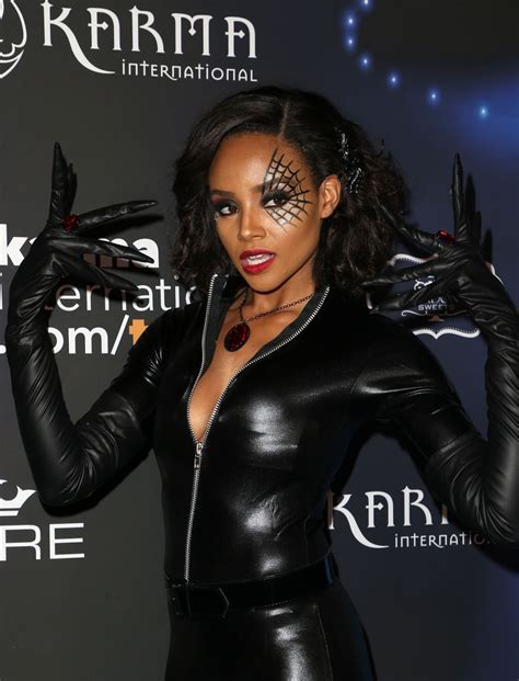 Meagan Tandy At 2017 Maxim Halloween Party In Los Angeles
