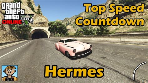 fastest muscle cars hermes gta   fully upgraded