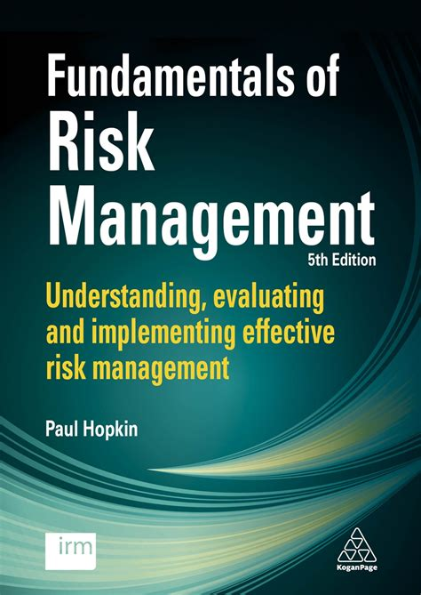 fundamentals  risk management
