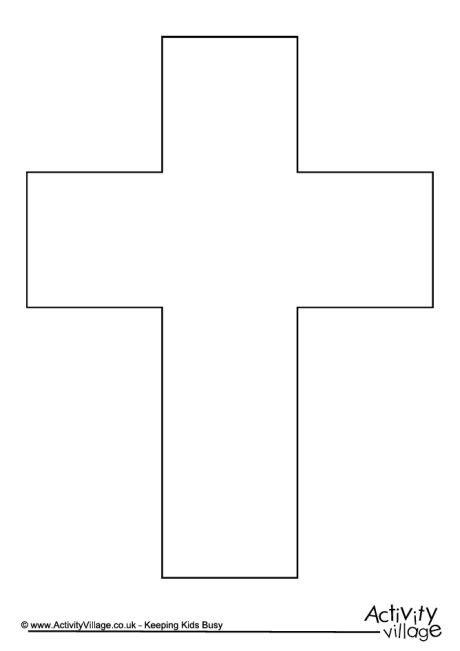 Cross Template Cross Template 2