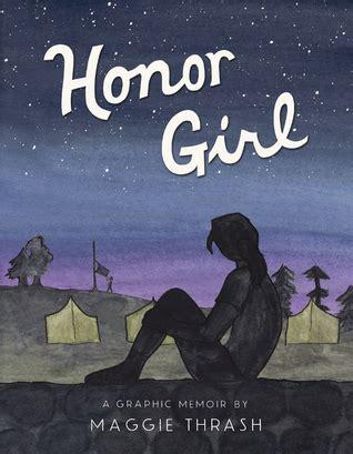 honor girl  graphic memoir  maggie thrash reviews