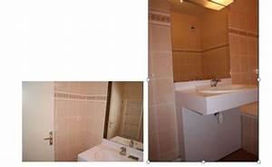 Lave Linge Dans Salle De Bain : r novation salle de bain avec lave linge 10 messages ~ Preciouscoupons.com Idées de Décoration