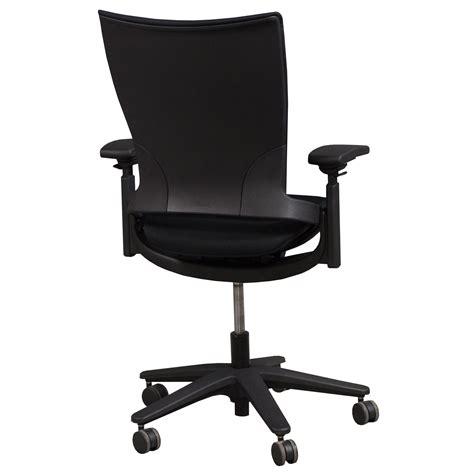 allsteel sum used task chair black national office