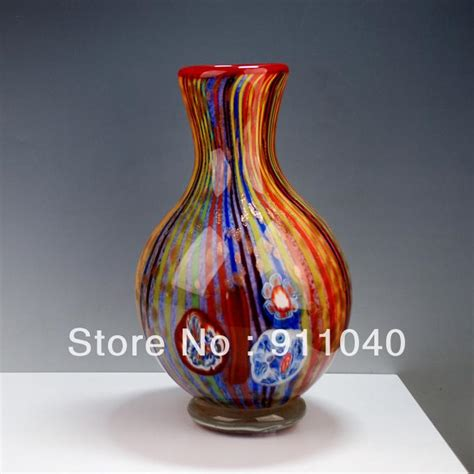 Antique Coloured Glass Vases by Antique Blown Colored Glass Vase From Eccoguo 229 32