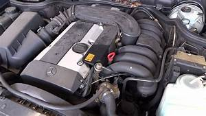 1997 Mercedes Benz E320 Engine With 74k Miles
