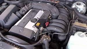 1997 Mercedes E320 Engine