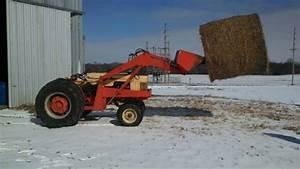 Case 630 Gas Tractor