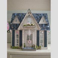 Cottage Dollhouse  Häuser  Puppenstube, Puppen Und Miniatur