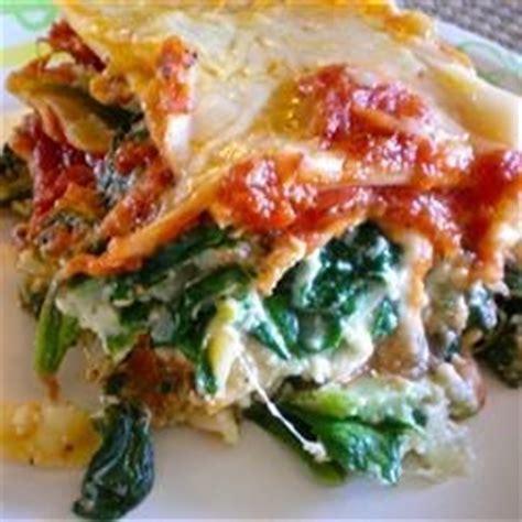 spinach lasagna iii recipe allrecipescom