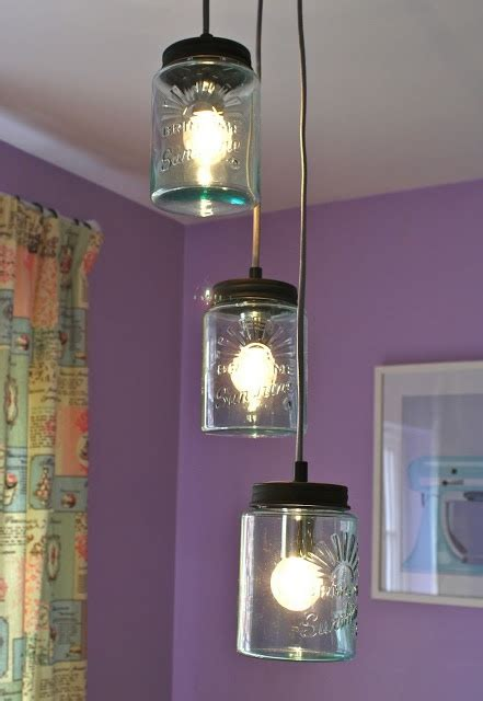 next kitchen lights 80 best images about jam jar lighting ideas on 1093