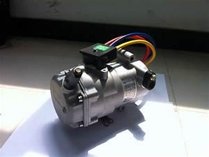 Actecmax Elektrische Auto Ac Compressor Universele Elektrische Auto Ac Compressor