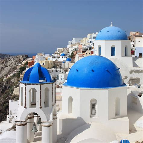 Santorini Greece Beautiful Places To Visit