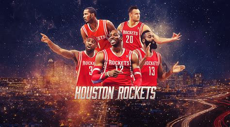 Houston Rockets 2017 Wallpapers - Wallpaper Cave
