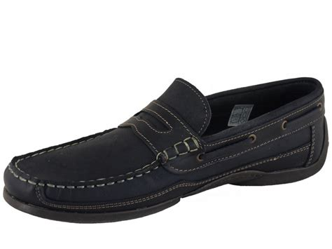 Best Boat Shoes For The Money by S Loafer Navy Boat Shoe 7 And 12 Navy Leather