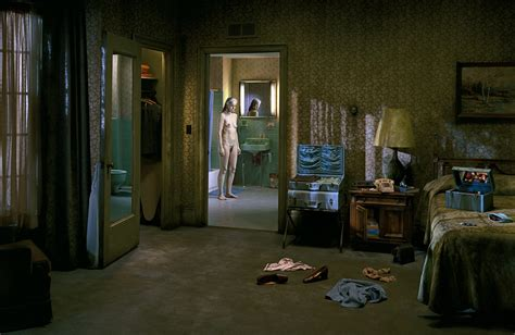 Review Gregory Crewdson In A Lonely Place At The