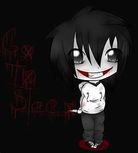 Chibi Jeff the Killer by Cain-Murderer on DeviantArt