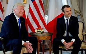 Trump, Macron in Phone Call Discuss Agenda for G20 Summit ...