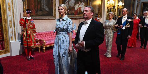 trump ivanka state banquet royals senior bottom